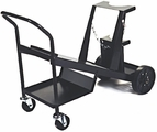 Auto Arc® by Miller® Deluxe Welders Cart for Mig-Tig-Plasma