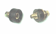 "BE35-70-H FEMALE 1/2"" Dinse Connector - 400 Amp (1-Pack)"