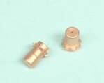 KP2062-3B1 / S22147-053 Nozzle Tips 80-Amp Lincoln (5-Pack)