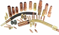 Miller® & Hobart® MIG Gun Consumable Replacement Parts