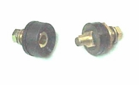 """SE10-25 MALE 3/8"""" Dinse Connector - 200 Amp (1-Pack)"""