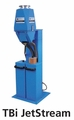 TBi JetStream MIG Nozzle Cleaning Station With Blast Particle