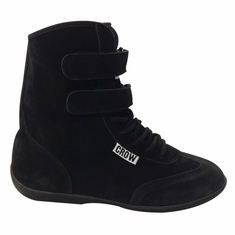 Auto Racing Shoes - High Tops by Crow SFI 3.3/5