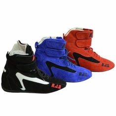 High Top Auto Racing Shoes by RJS
