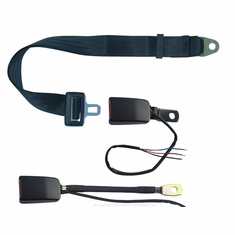 "Micro-Switch Forklift Tractor Non-Retractable Seat Belt ""Circuit Closed"" & ""Circuit Open"""