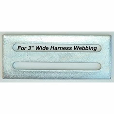 """Off Road and Racing Harness 3"""" Slide Bar"""