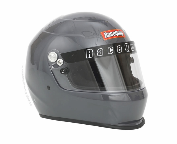 Pro Youth Auto Racing Helmet by Racequip SFI 24.1 - alternative view 3