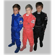 Pyrotect Junior Dragster Race Suits