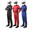 Racequip racing suit 1 piece single layer SFI-1 fire rated