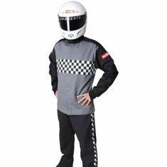 Race Suit by Racequip Checker-1 Banox SFI-1 Two Piece Suit