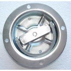 Recessed Rotating D Ring