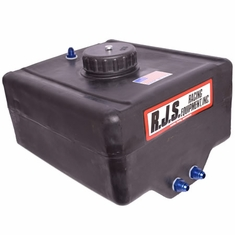 RJS 12 Gallon Racing Fuel Cell Made in USA - Black