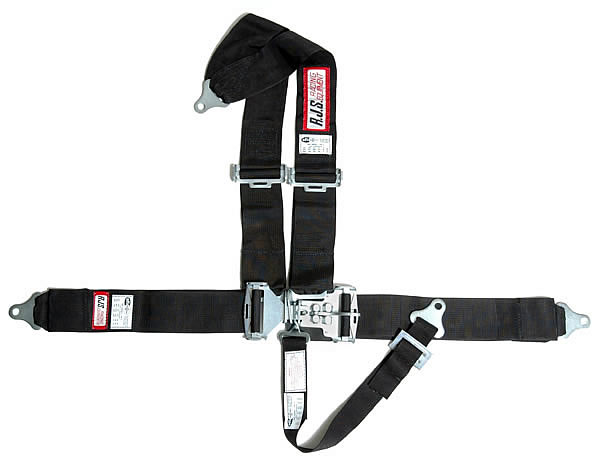 Rjs racing seat belt 5 point with rollbar mount harness