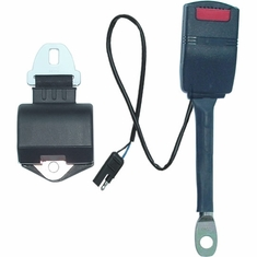 "Safety Micro-Switch Forklift Retractable Seat Belts ""Circuit Open"""