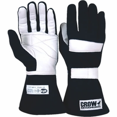 Standard Nomex Gloves - Two Layer by Crow SFI-5