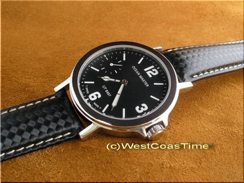 """""""Carbon Fiber"""" bands NEW and fantastic for watches"""
