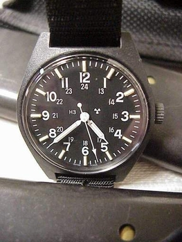 E-2 Field Mechanical watch