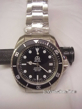 Ollech & Wajs new K-2 watch heavy case diver