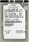 0A25016 Hitachi Travelstar 7K100, INT. Hard Drive, 100GB