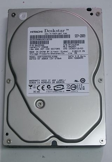 0A35399 Hitachi DeskStar P7K500, Internal Hard Drive, 250GB