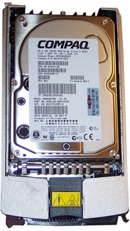176497-B21 HP/Compaq, Internal Hard Drive, 36GB