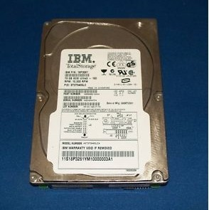 18P3261 IBM, Internal Hard Drive, 73GB