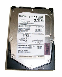 232574-002 HP/Compaq, Internal Hard Drive, 36GB