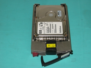 271837-004 HP/Compaq, Internal Hard Drive, 73GB