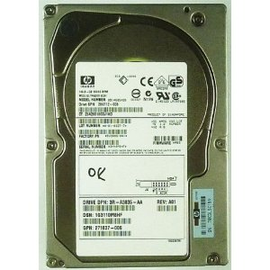 356910-008 HP/Compaq, Internal Hard Drive, 146GB
