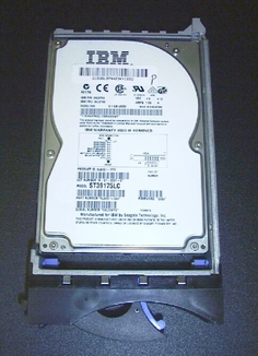 37L6218 IBM, Internal Hard Drive, 36GB