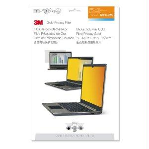 3m Mobile Interactive Solution Gold Privacy Filter 12.5in Unframed 16:9