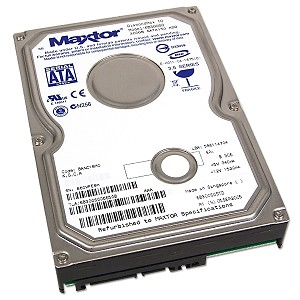 6B300S0 Maxtor Diamondmax, Internal Hard Drive, 300GB