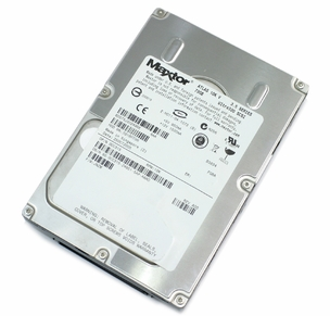 8D073J0 Maxtor Atlas, Internal Hard Drive, 73GB