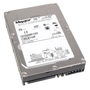 8D300L0 Maxtor Atlas, Internal Hard Drive, 300GB