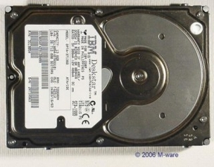 90P1350 IBM, Internal Hard Drive, 250GB