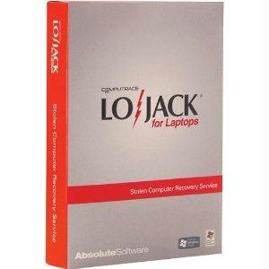 Absolute Software Lojack For Laptops Std 3 Yr