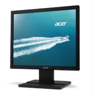 Acer Monitor17in Led Lcd Display - 1280x1024 Resolution - 100000000:1 Contrast Rat