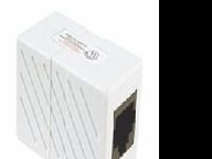 Belkinponents Network Coupler - Rj-45 (f) - Rj-45 (f) - White