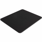 Belkinponents Standard Mouse Pad Black Rubber/fabric