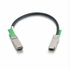 C2g 0.5m 28awg Qsfp+/qsfp+ 40g Passive Infiniband Cable