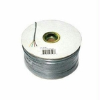 C2g 1000ft 28 Awg 4-conductor Silver Satin Modular Cable Reel