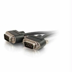C2g 3ft Cmg-rated Db9 Low Profile Null Modem M-m