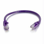 C2g C2g 150ft Cat6 Snagless Unshielded (utp) Network Patch Cable - Purple