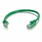 C2g C2g 20ft Cat5e Snagless Unshielded (utp) Network Patch Cable - Green