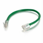 C2g C2g 20ft Cat6 Non-booted Unshielded (utp) Network Patch Cable - Green