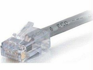 C2g C2g 25ft Cat6 Non-booted Network Patch Cable (plenum-rated) - Gray