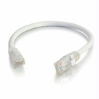 C2g C2g 30ft Cat6 Snagless Unshielded (utp) Network Patch Cable - White