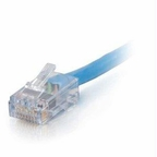 C2g C2g 75ft Cat6 Non-booted Network Patch Cable (plenum-rated) - Blue