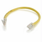 C2g C2g 7ft Cat6 Non-booted Unshielded (utp) Network Patch Cable - Yellow