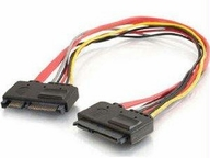 C2g Cables To Go 12in. 22-pin  Sata/data Extension Cable